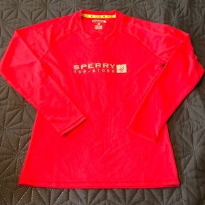 Sperry Top-sider athletic shirt size small